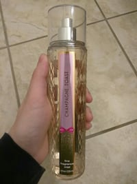 Champagne Toast fragrance bottle