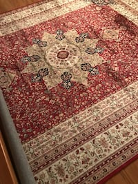 Brand new luxury soft traditional silk Area Rug size 8x12, Persian sty Burke, 22015