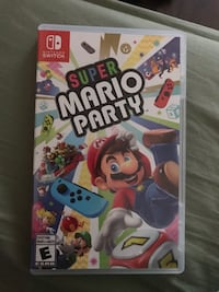 Super Mario Party for Nintendo Switch Toronto, M9B