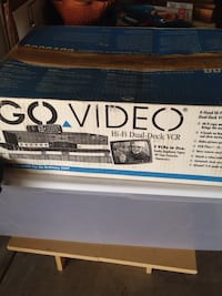 VCR transfer recording device. In box. Never opened!