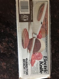 Electric Knife, like new condition West Des Moines, 50266