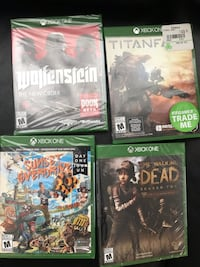 Xbox one games UNOPENED NEW!! $15each  Sherwood Park, T8H