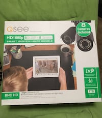 NEW QSee HD1080p Smart Surveillance Wireless Camera System Springfield, 22151
