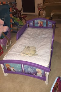 Toddler Bed with mattress Laurel, 20724