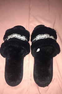 PINK fuzzy slippers Carmichael, 95608