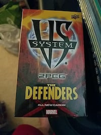 VS System Defenders Expansion Sealed Fairfax, 22033