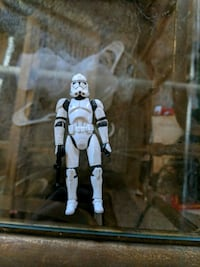 Star Wars storm trooper action figure Germantown, 20876