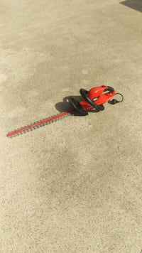"24"" electric hedge trimmer Plano, 75074"