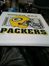 Green Bay Packers seat cushion 816 mi