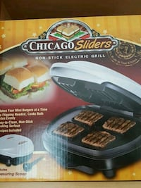 Non stick electric grill Calgary