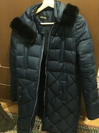 gri Nihan zip-up parka bobble coat Çankaya, 06430