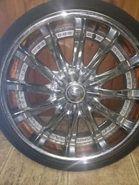 rims and tires Jacksonville, 72076