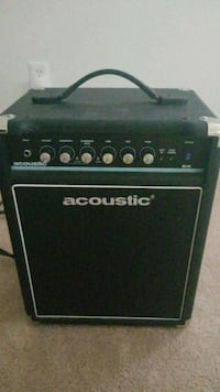 black and gray Line 6 guitar amplifier Norfolk, 23513