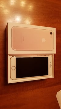 Vendo IPhone 7 GOLD - 128 gb- con scatola e accessori originali Bra, 12042