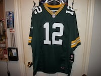 """NFL Green Bay Packers """"Aaron Rodgers"""" #12 Jersey ( NEW ) TORONTO"""
