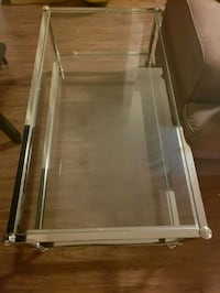 Bassett Furniture Glass Coffee Table Hyattsville, 20781