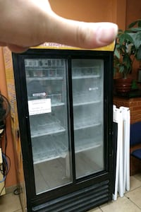 True commercial fridge refrigerator GDM-33