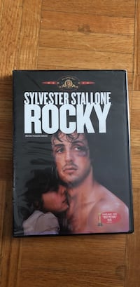 Rocky DVD (French version included) Toronto, M4S 2H2