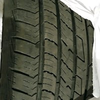 225 60 r 18/ 4 all season tires 2 Cooper and 2 CSS ultra touring.. Toronto, M3J 1K3