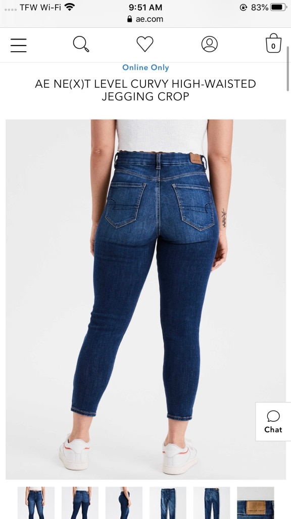 Photo Size 22 American Eagle Jeans !!BRAND NEW!!