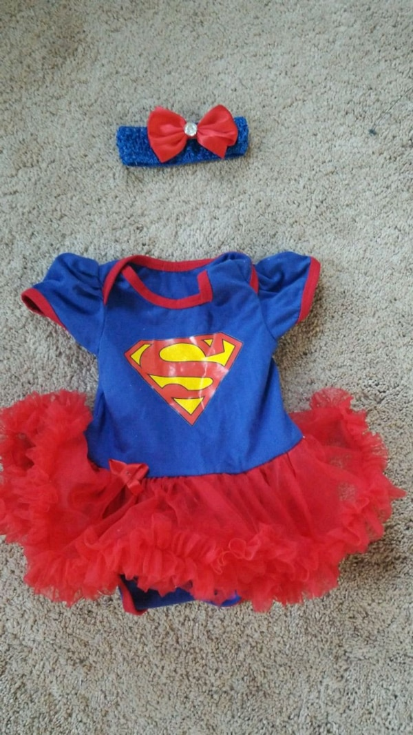 Super girl 6month