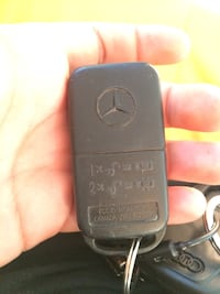 1996 Mercedes E-Class KEY ONLY Toronto