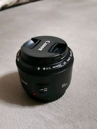 Canon 50mm 1.8 II lens