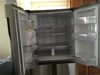 Refrigerator, Stanless, French Door KNG OF PRUSSA, 19406