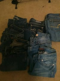 Size 0-1 jeans  Leesburg, 20176