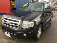 2012 Ford Expedition 4WD 4dr XLT GUARANTEED CREDIT APPROVAL! Des Moines