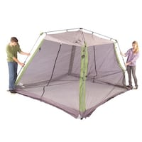 Coleman 10'x10' Instant Canopy/Screen House Lawrenceville, 30043