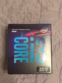 Intel i3 Stock CPU Cooler (FAN ONLY/Never taken out of package) Clarksville, 37042
