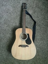 Brown and Black Acoustic Guitar with Accessories Nampa, 83686
