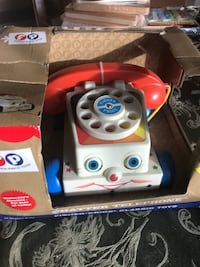 New fisher price telephone  Stony Brook, 11790