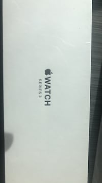 Apple Watch Series 3 brand new space gray Elkridge, 21075