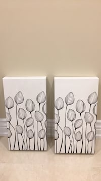 IKEA flower picture set Mississauga, L5L 3K3