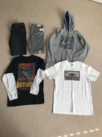 Bigger boys clothing (size 14 and up) Mississauga, L5M