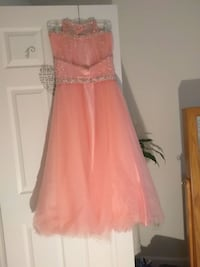 Light pink / peach prom dress Germantown, 20850
