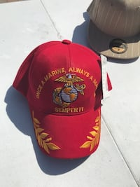 USMC adjustable hat new  Cudahy, 90201