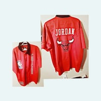 Jordan Chicago red bull 23 jersey .. Large