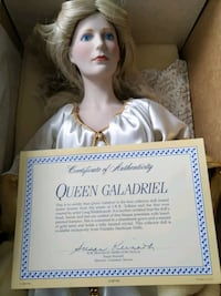 Queen of Galadriel Lord of the Rings Collection