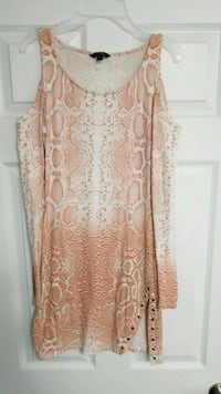 Guess dress ladies size small snakeprint  Mississauga, L5L 5J9