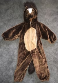 Horse Costume (Toddler Size 3-5) Oil City, 16301