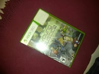 "Xbox360 Game ""young justice league"" Not scratched"