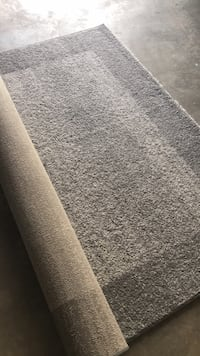 "Nice Gray two tone area rug 5'6""X7'6""  Gainesville, 20155"