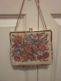 West Germany Tapestry Purse