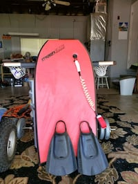 Morey Mach Elite reissue size 10-11 Tech fins Virginia Beach, 23464