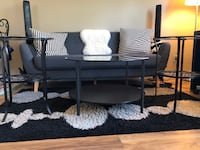 A coffee table and 2 side tables  Surrey, V3X 2A3