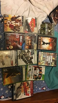 assorted Sony PS3 game cases Middleburg, 32068