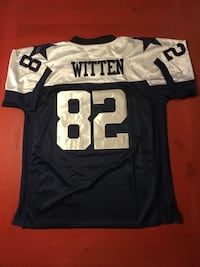 Jason Witten Dallas Cowboys, Men's NFL Jersey Coweta, 74429